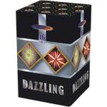 Салют Dazzling GP505 16 выстрелов калибр 25мм