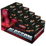 Салют Dream Blossom MC130 153 выстрела калибры 20-63 мм