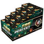 Салют Too Perfect GWM6605 66 выстрелов калибры 20, 25, 30, 38 мм