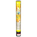 Пневмохлопушка CM041 (Кружочки цветные фольгированные) 40 см