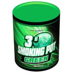 """Дымный факел 3"""" зеленый MA0510 Green 60 сек."""