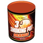 """Дымный факел 3"""" оранжевый MA0510 Orange 60 сек."""