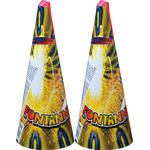 Fontanna MF00-100 фонтан 3 метра 50 сек